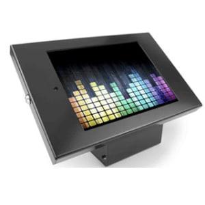 ipad desk mount enclosure